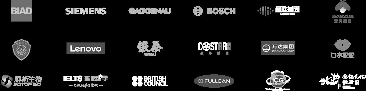 所有logo-pc